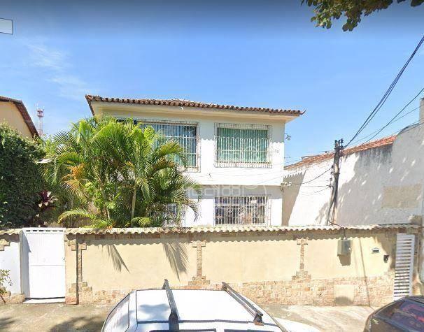 Sobrado com 3 dormitórios à venda, 100 m² por R$ 285.000,00 - Santo Cristo - Rio de Janeiro/RJ