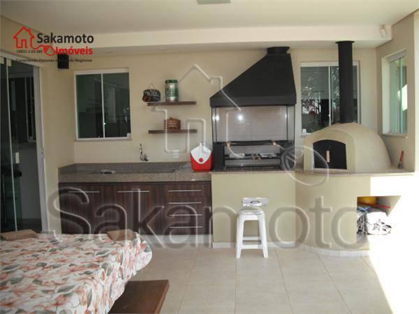 Sobrado Residencial à venda, Condomínio Aldeia da Mata, Votorantim - SO0192.