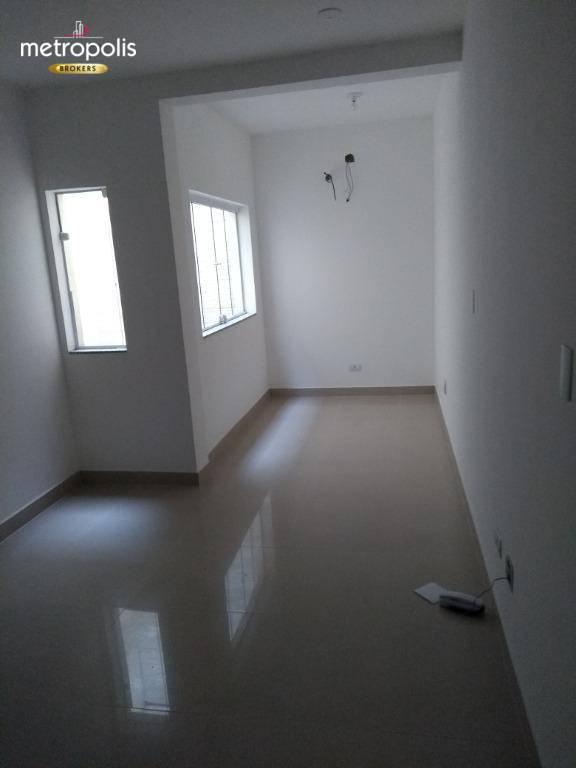 Sala para alugar, 25 m² por R$ 1.400,00/mês - Santa Paula - São Caetano do Sul/SP