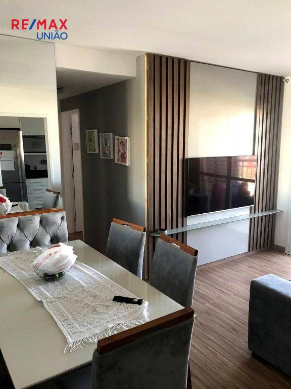 Apartamento no Jardins da Cidade de 73 m² com 3 dormitórios - Taboão da Serra/SP