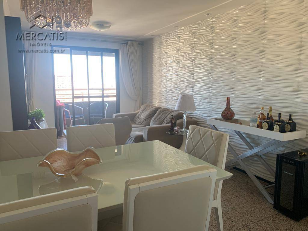 Apartamento à venda | Edifício Cidrão Palace | Bairro Aldeota | Fortaleza (CE) -