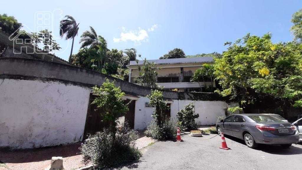 Casa com 4 dormitórios à venda, 240 m² por R$ 1.600.000,00 - Charitas - Niterói/RJ