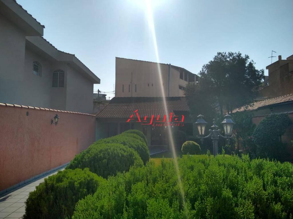Casa com 3 dormitórios à venda, 175 m² por R$ 1.060.000,00 - Parque Oratório - Santo André/SP