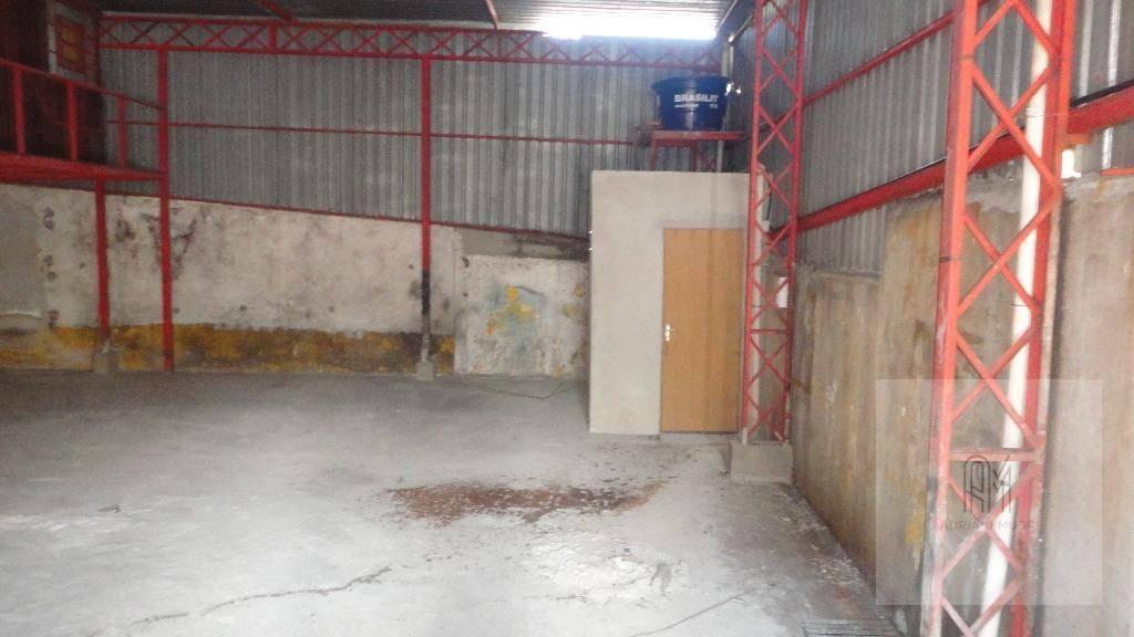 Oportunidade! Pequeno galpão comercial em São Bernardo do Campo