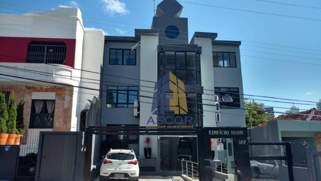 Sala para alugar, 48 m² por R$ 1.400,00/mês - Centro - Florianópolis/SC