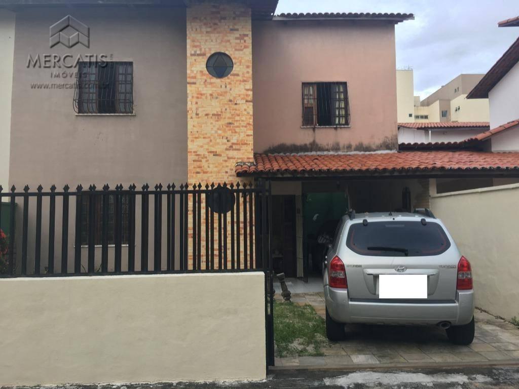 Casa Duplex à venda | Condomínio Itapery 07 | Bairro Passaré | Fortaleza (CE) -