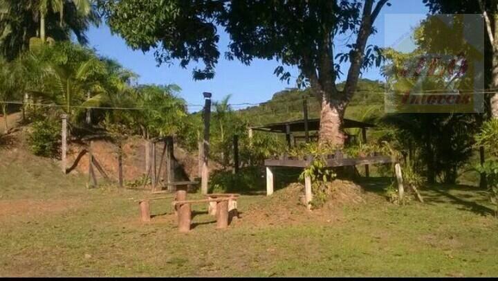 Sítio à venda, 121000 m² por R$ 380.000,00 - Turvo do Eta - Eldorado/SP
