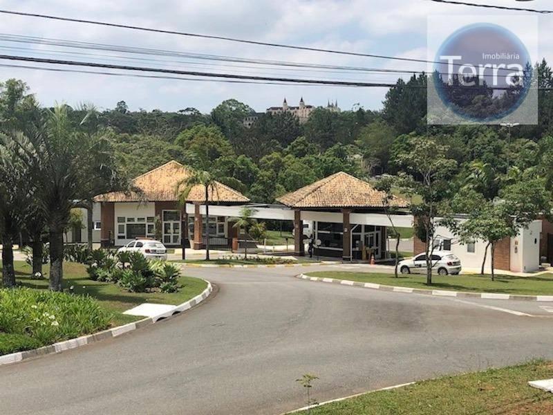 Terreno à venda, 678 m²  - Parque das Artes - Granja Viana