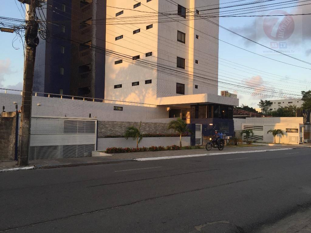 Apartamento residencial à venda, Torre, João Pessoa - AP0062