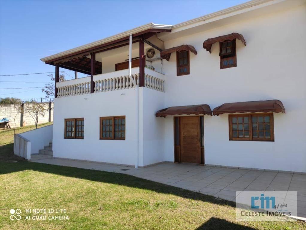 Casa com 4 dormitórios à venda, 429 m² por R$ 1.200.000,00 - Centro - Campo Limpo Paulista/SP