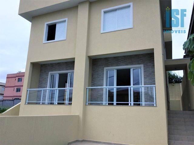 Casa com 3 dormitórios à venda, 124 m² por R$ 525.000,00 - Jardim Rio das Pedras - Cotia/SP