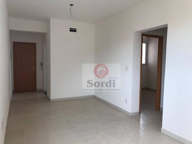 Apartamento com 2 dormitórios à venda, 63 m² por R$ 260.000 - Jardim Zara - Ribeirão Preto/SP
