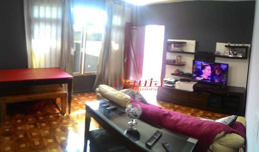 Casa Residencial à venda, Vila Humaitá, Santo André - CA0132.