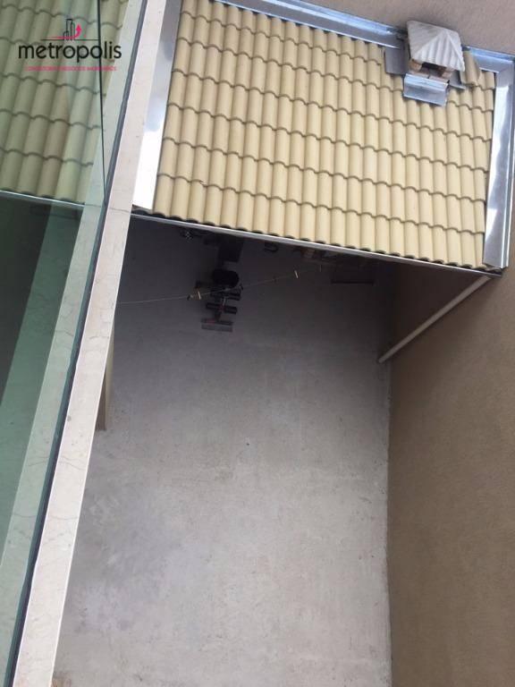 Sobrado residencial para venda e locação, Vila Gilda, Santo André.