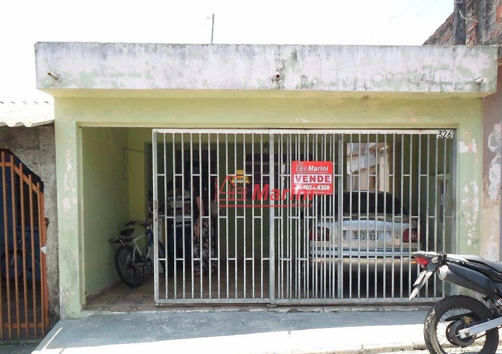 Casa comercial à venda, Jardim São João, Salto.