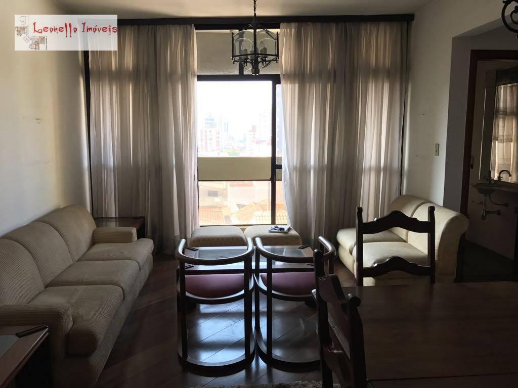 Apartamento à venda, 160 m² - Vila Assunção - Santo André/SP