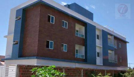 Apartamento residencial à venda, Camboinha, Cabedelo - AP028