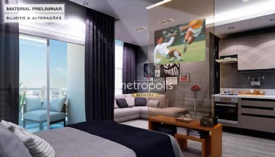 Loft à venda, 36 m² por R$ 269.000,00 - Jardim do Mar - São Bernardo do Campo/SP