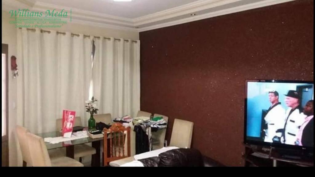 Sobrado com 3 dormitórios à venda, 256 m² por R$ 480.000,00 - Parque Continental I - Guarulhos/SP
