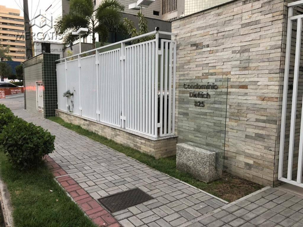 Apartamento à venda | Edifício Dietrich | Bairro Meireles | Fortaleza (CE) -