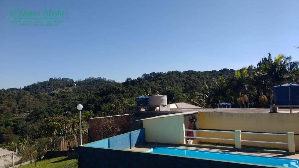 Sítio com 3 dormitórios à venda, 3000 m² por R$ 550.000,00 - Jardim São João - Guarulhos/SP