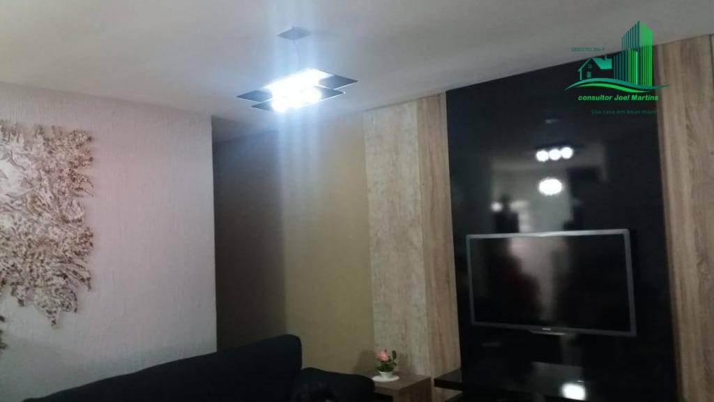 Casa com 3 dormitórios à venda, 62 m² por R$ 340.000 - Parque da Colina - Itatiba/SP