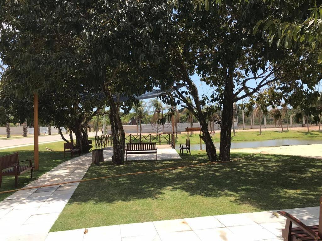 Lote à venda, 304 m², Reserva Terra Brasilis, condomínio fechado, financia - Jacunda - Aquiraz/CE