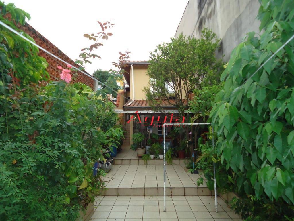 Casa com 2 dormitórios à venda, 151 m² por R$ 425.000 - Vila Curuçá - Santo André/SP