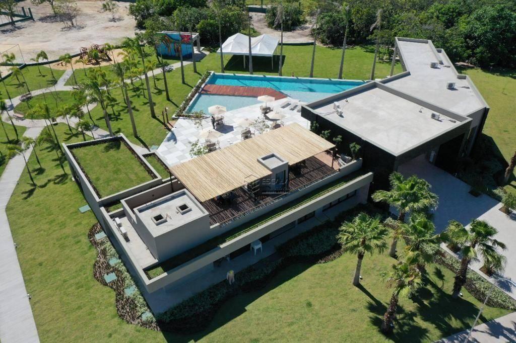 Lote à venda, 238 m², Jardins Terra Brasilis, condomínio fechado, financia- Centro ? Aquiraz/Ce