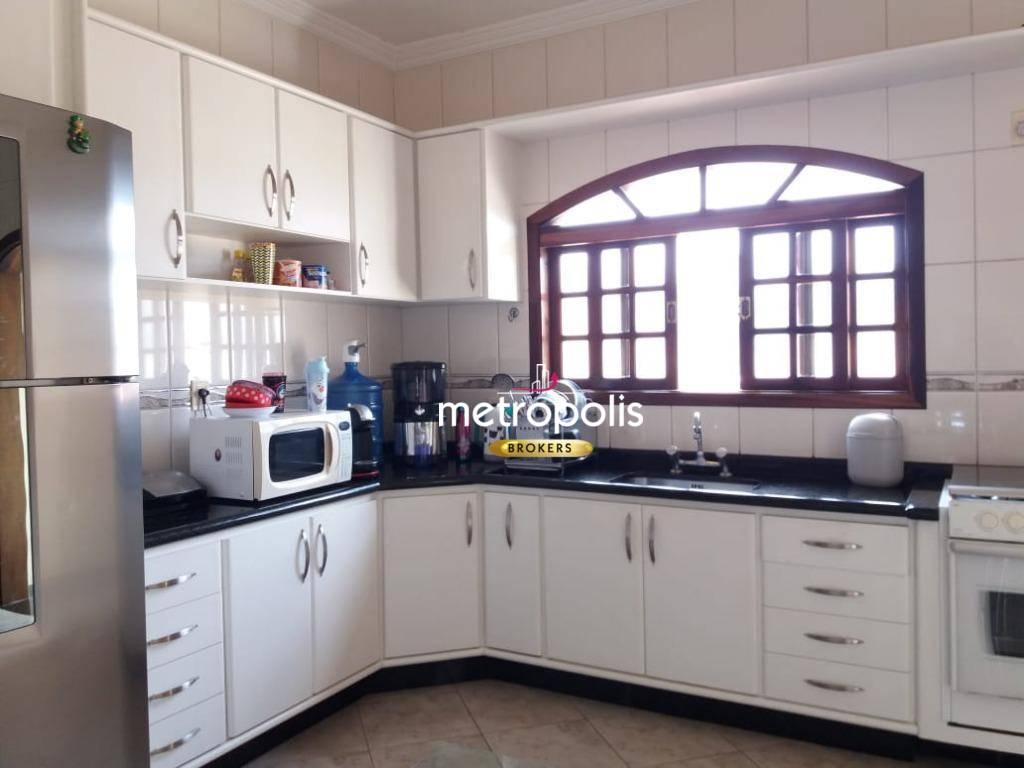 Sobrado com 3 dormitórios à venda, 347 m² por R$ 1.325.000 - Nova Gerti - São Caetano do Sul/SP