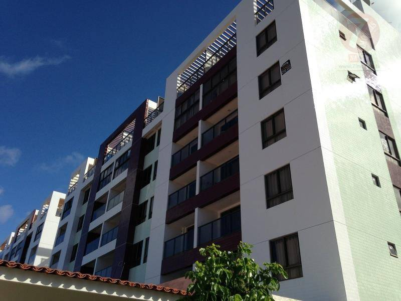 Apartamento Duplex  residencial à venda, Cabo Branco, João P