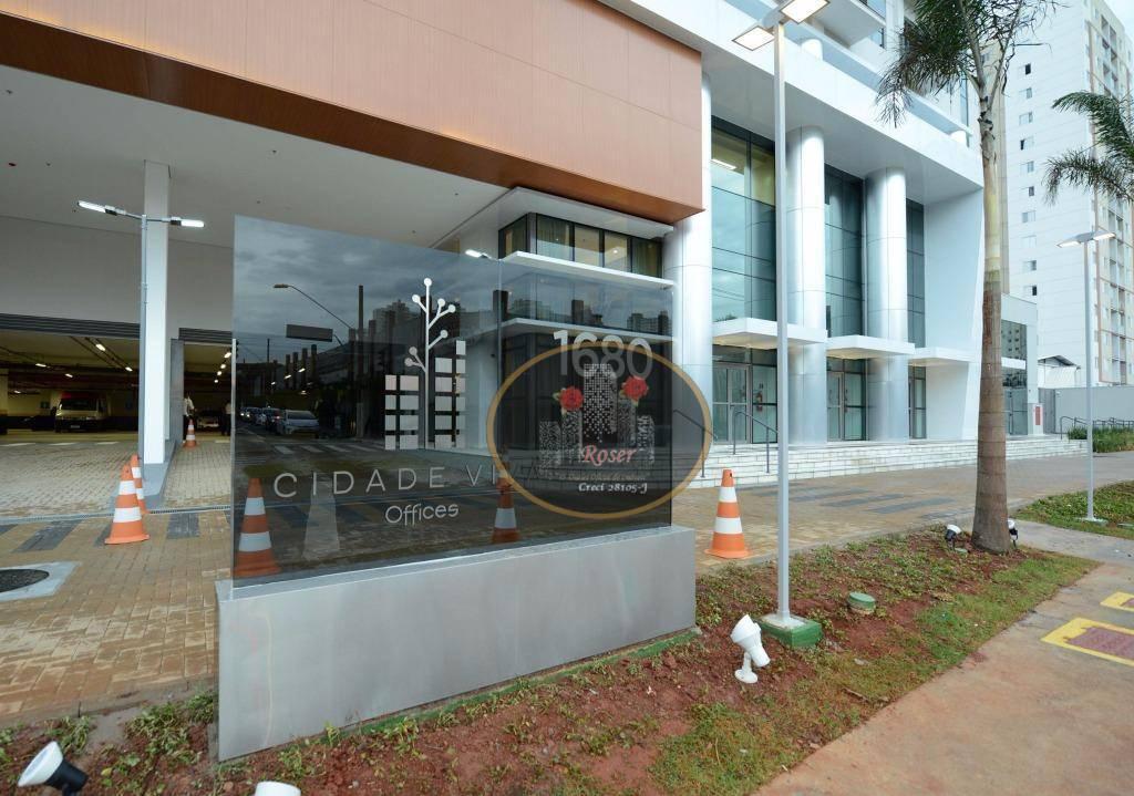 Sala comercial à venda, Bairro Jardim, Santo André.