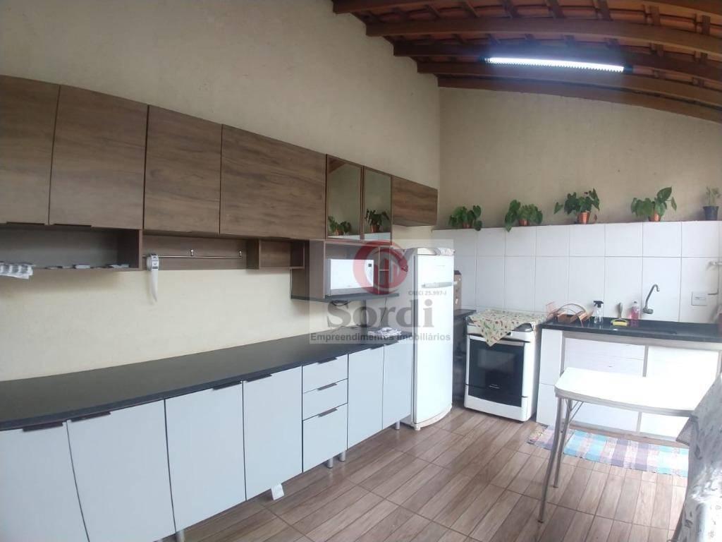 Casa à venda, 103 m² por R$ 341.000,00 - Jardim Antártica - Ribeirão Preto/SP