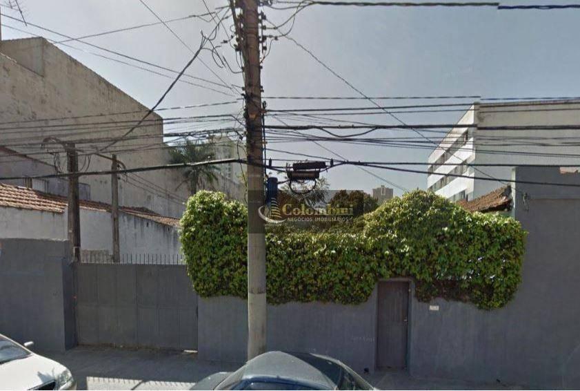Galpão para alugar, 740 m² por R$ 8.000,00/mês - Santo Antônio - São Caetano do Sul/SP