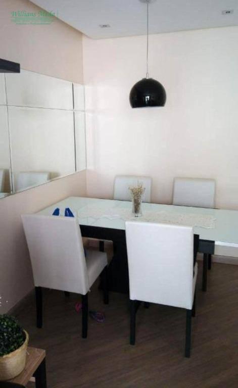 Apartamento à venda, 50 m² por R$ 265.000,00 - Jardim Flor da Montanha - Guarulhos/SP