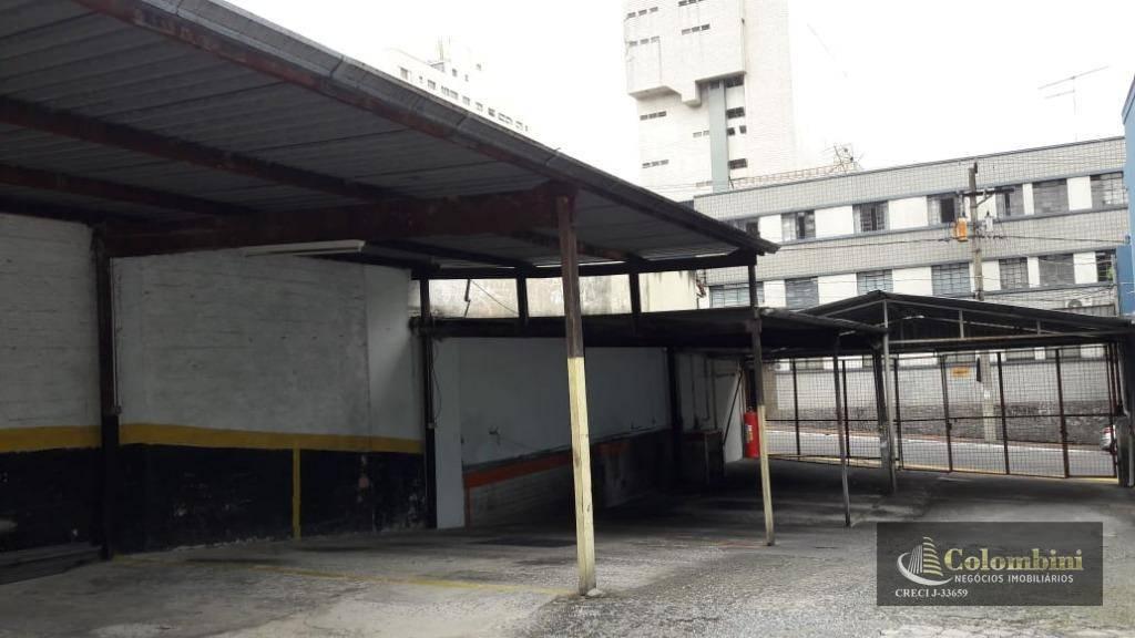 Terreno para alugar, 500 m² por R$ 7.000/mês - Santo Antônio - São Caetano do Sul/SP
