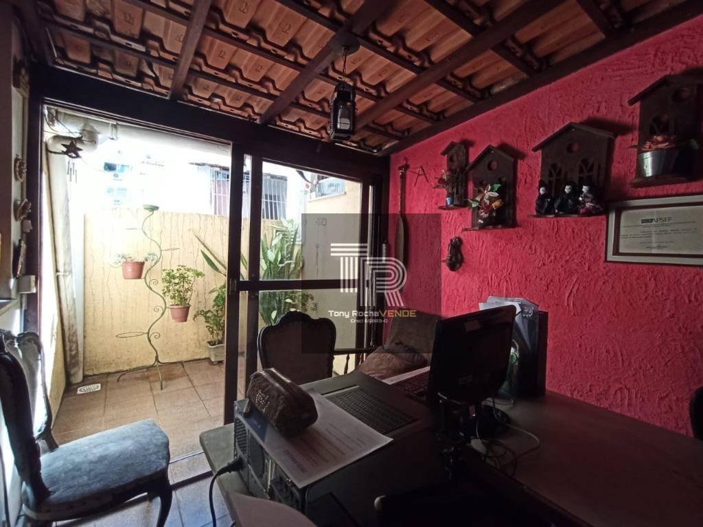 Raridade! 2 Quartos com Garagem e Área Externa (Mini Quintal) - Miolo de Icaraí