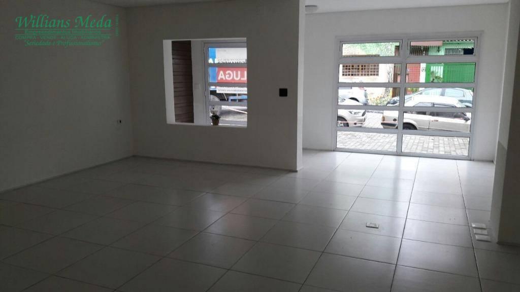 Casa comercial para locação, Vila Progresso, Guarulhos - CA0546.