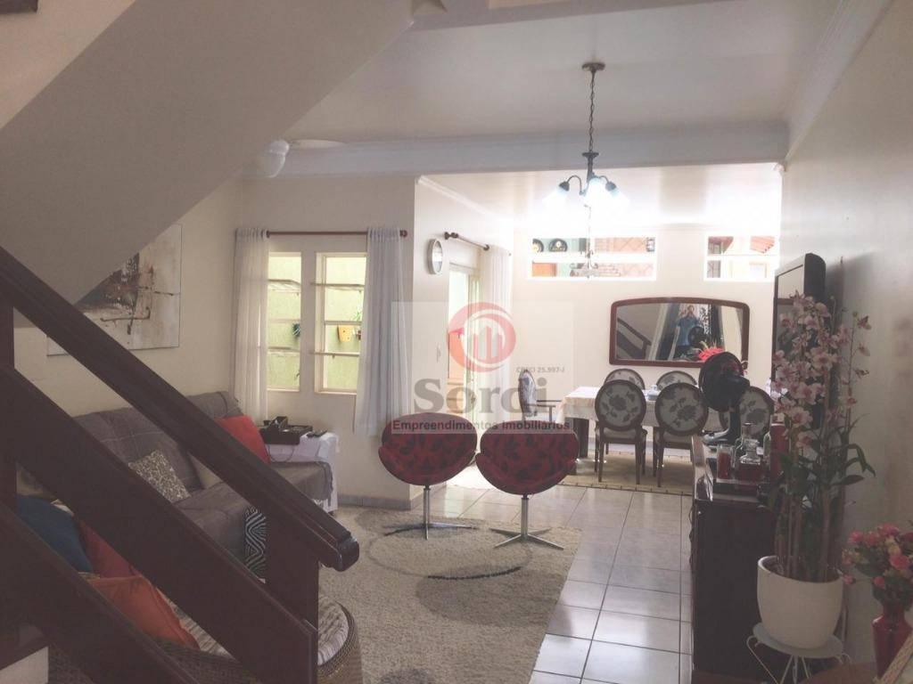 Sobrado com 4 dormitórios à venda, 304 m² por R$ 720.000 - Alto da Boa Vista - Ribeirão Preto/SP