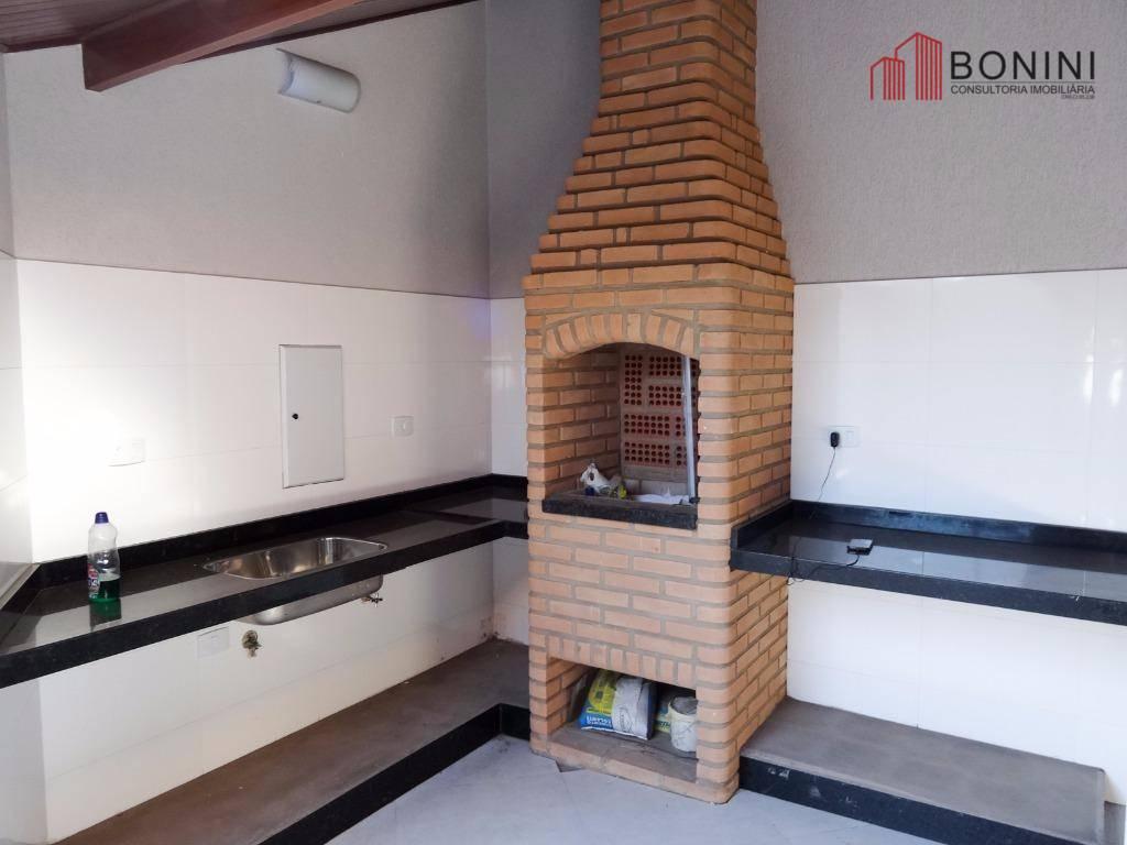 Casa 3 Dorm, Parque Novo Mundo, Americana (CA0266) - Foto 17