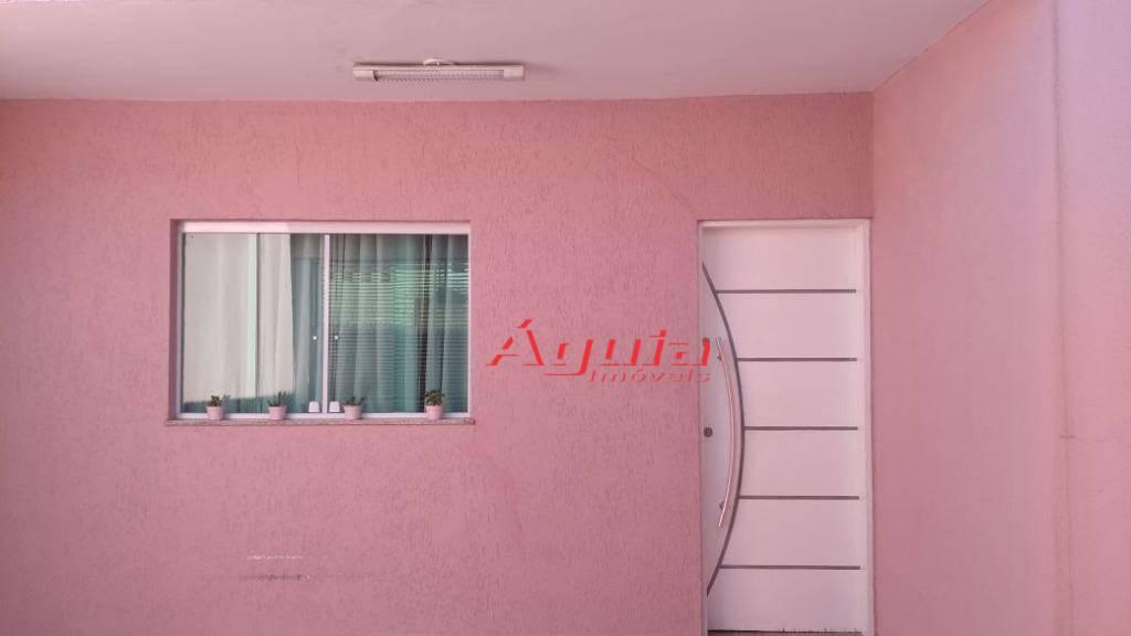 Sobrado com 2 dormitórios à venda, 92 m² por R$ 380.000 - Vila Francisco Matarazzo - Santo André/SP