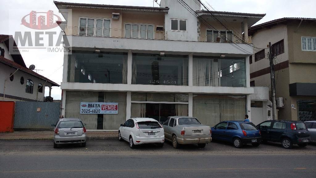 Loja/salão/consultório à venda  no Costa e Silva - Joinville, SC. Imóveis