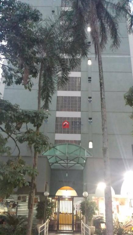 Kitnet residencial para locação, Centro, Campinas.