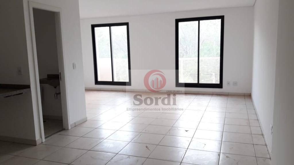 Sala à venda, 60 m² por R$ 370.000 - Jardim Irajá - Ribeirão Preto/SP
