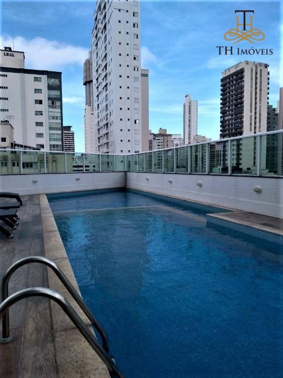Apartamento com 3 dormitórios à venda, 128 m² por R$ 1.100.000,00 - Centro - Balneário Camboriú/SC