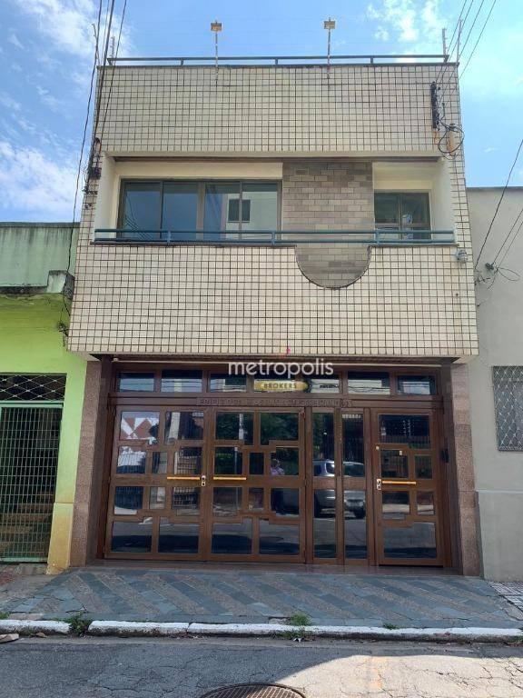 Prédio para alugar, 548 m² por R$ 15.000,00/mês - Centro - Santo André/SP