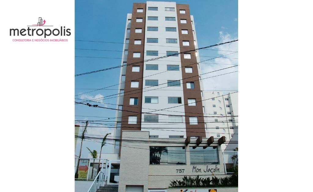 Apartamento à venda, 60 m² por R$ 402.000,00 - Campestre - Santo André/SP
