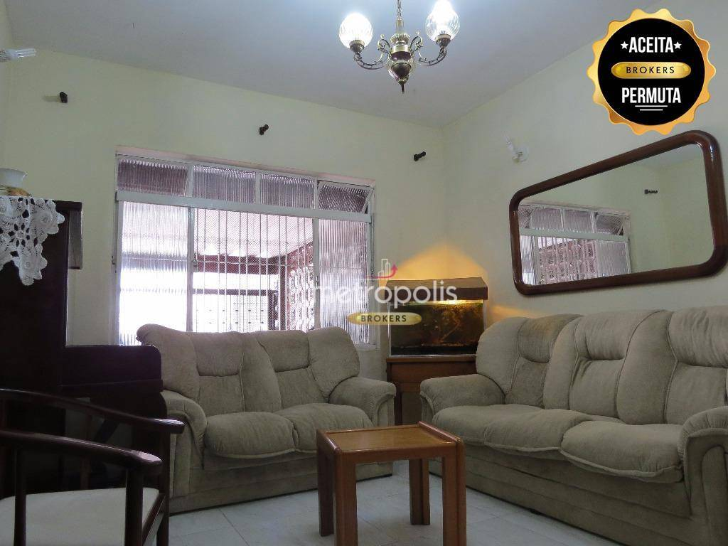 Sobrado residencial à venda, Nova Gerti, São Caetano do Sul - SO0098.