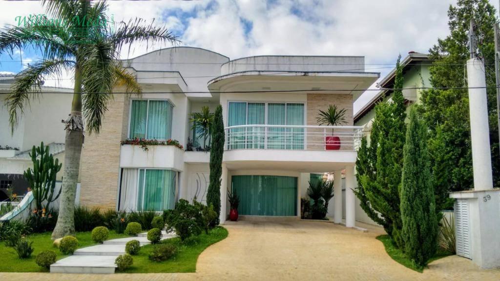 Sobrado com 4 suítes à venda, 500 m² por R$ 3.600.000 - Jardim Residencial Suzano - Suzano/SP