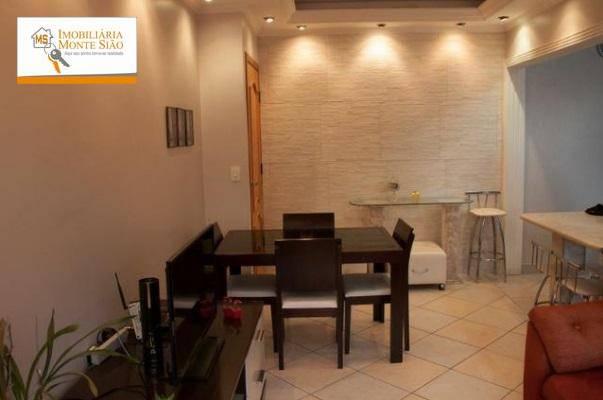 Lindo Apartamento com 2 dormitórios, 60 m² - Vila Rosália - Guarulhos/SP